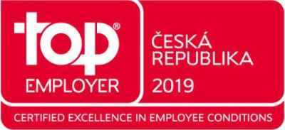 Top Employer ČR 2019